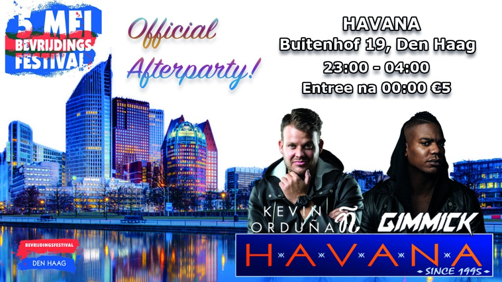 Afterparty Havana Poster Final